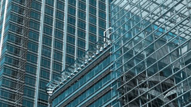 Glassfacade