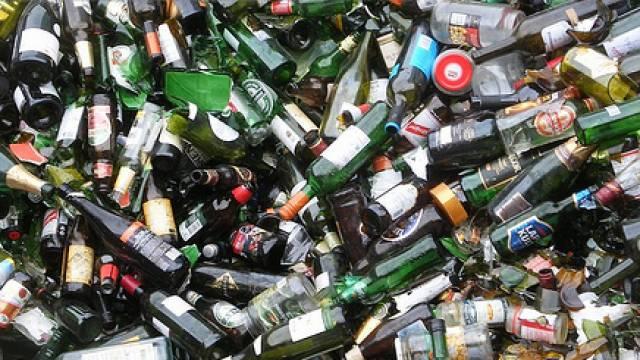 Glassrecycling
