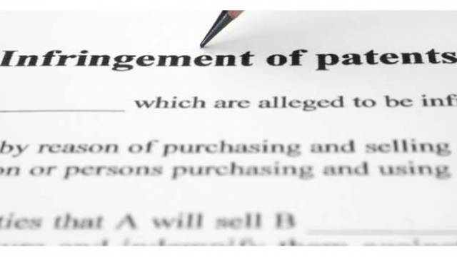Patentinfringement