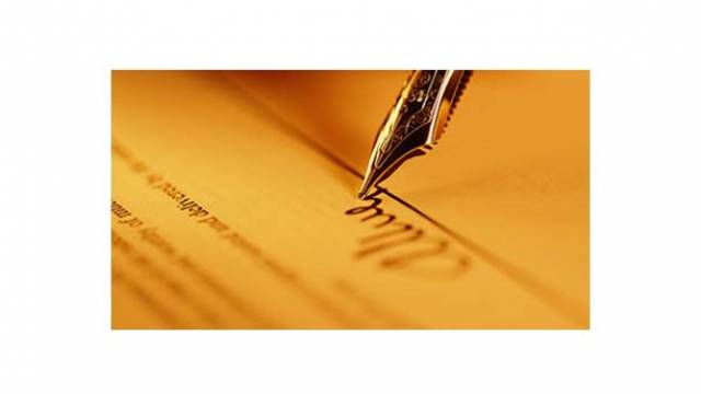 Signingcontract