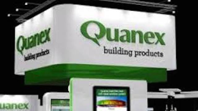 quanex building products q2 results increases full year