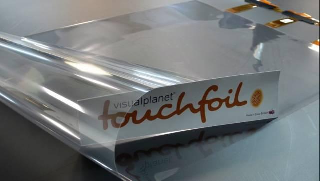Touchfoil