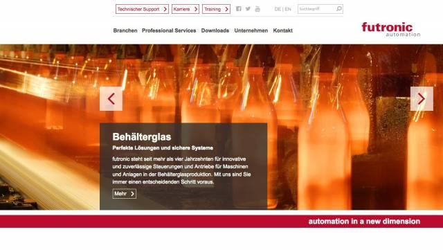 Image1ScreenshotfutronicWebsite