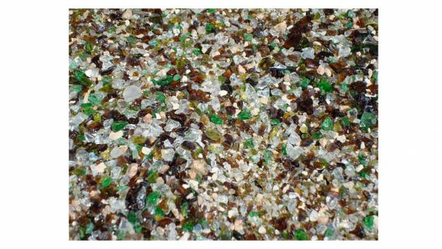 national glass recycling state of the art and fully automatic glass